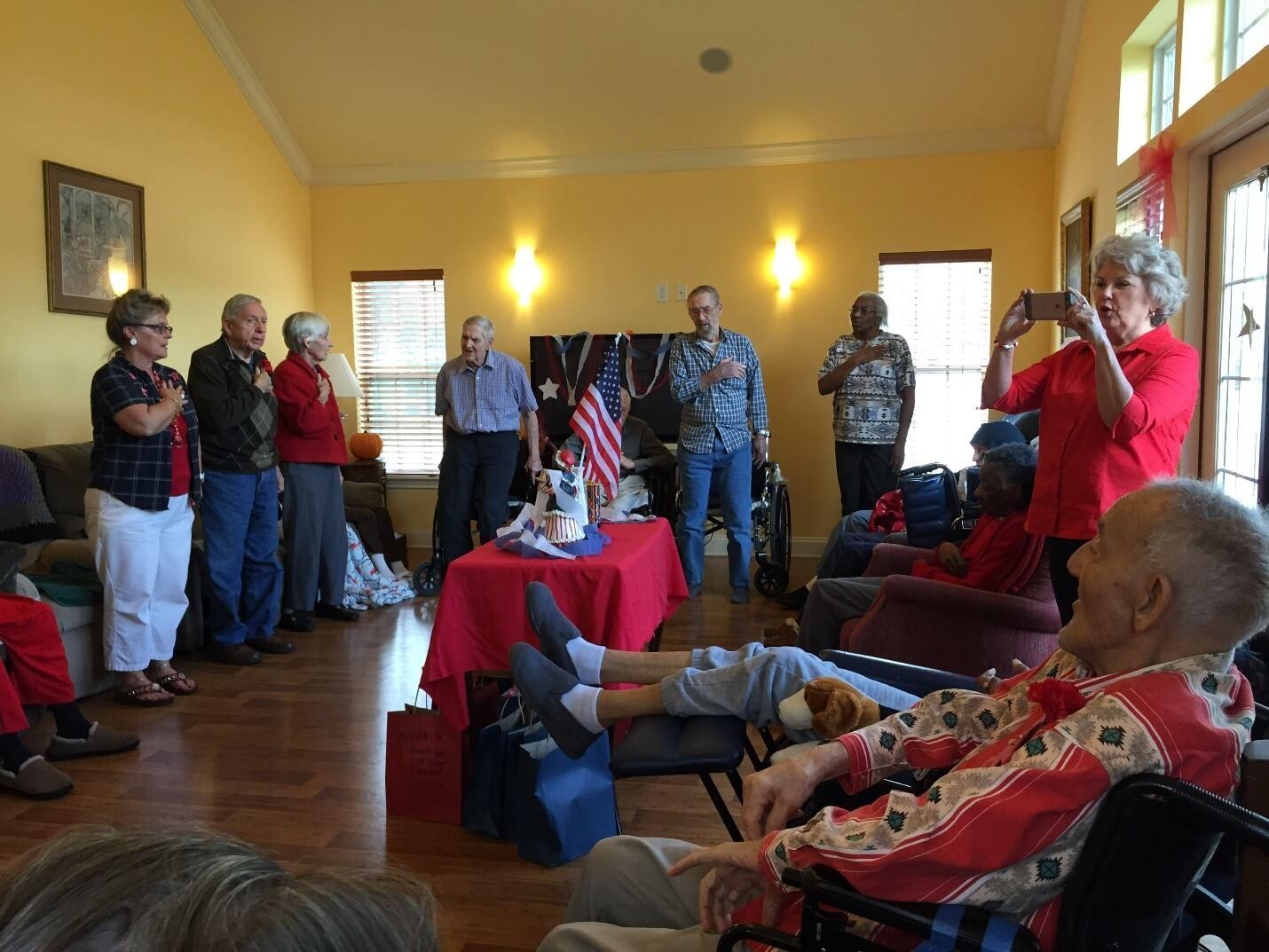 Veterans Commemoration